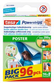 Powerstrips® POSTER, Big Pack, 96 Strips